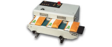 Rotary Bag Sealers Continuous High Speed Band Sealers