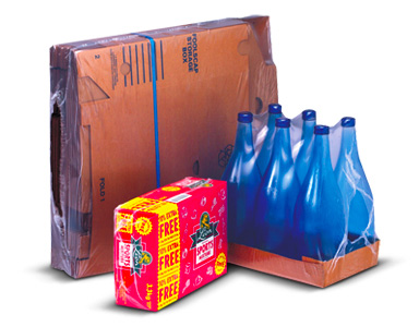 polythene-packing