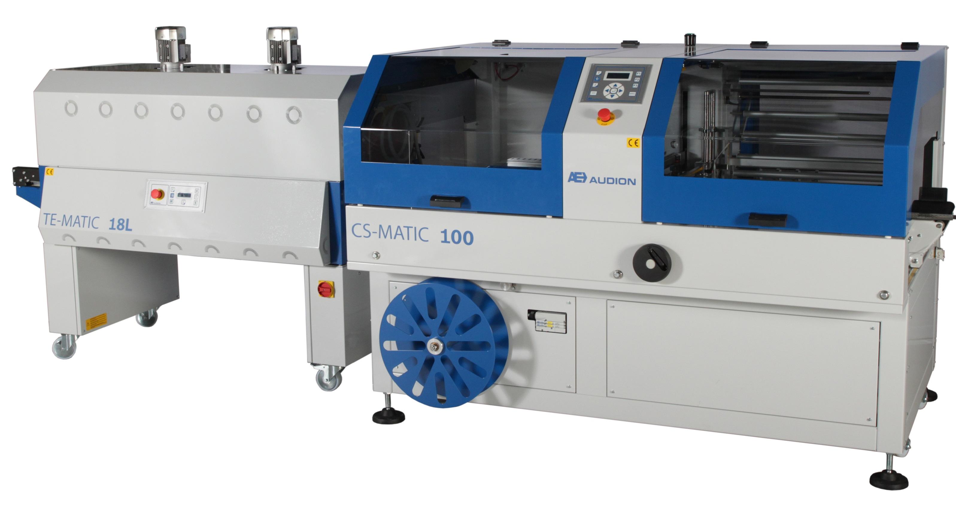 CSMatic side sealer